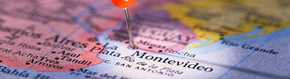 Montevideo Uruguay en el mundo